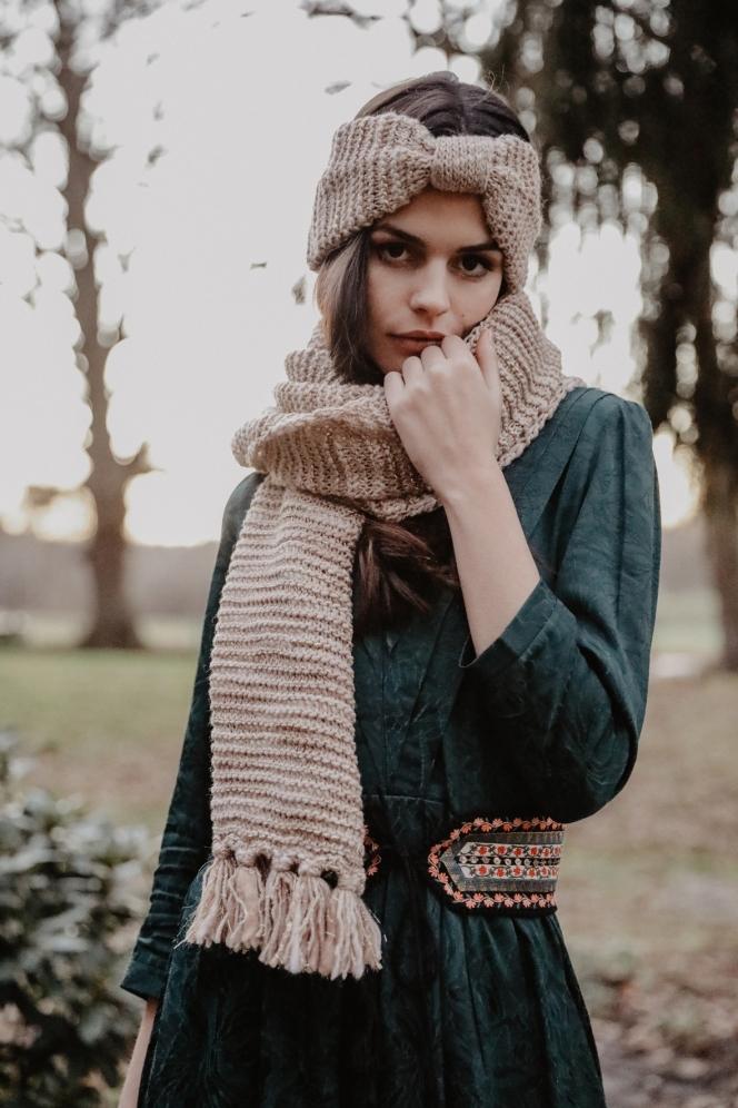 Sany Ecru